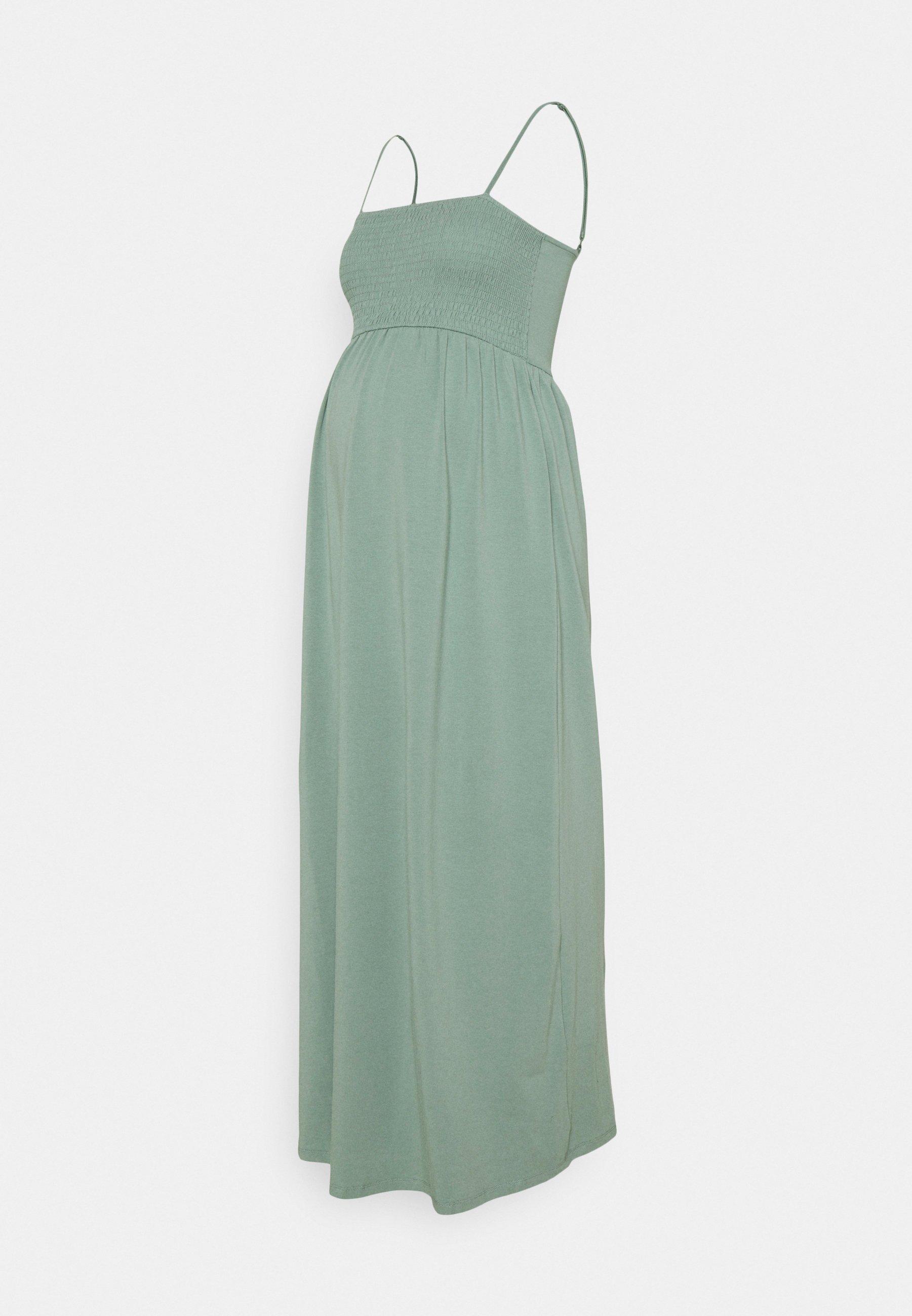 Women OLMEMMA SMOCK DRESS - Maxi dress