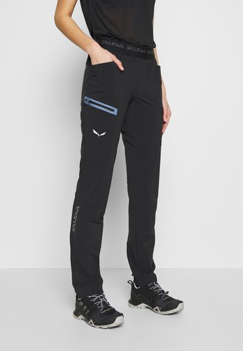 PEDROC LIGHT - Pantaloni outdoor - black