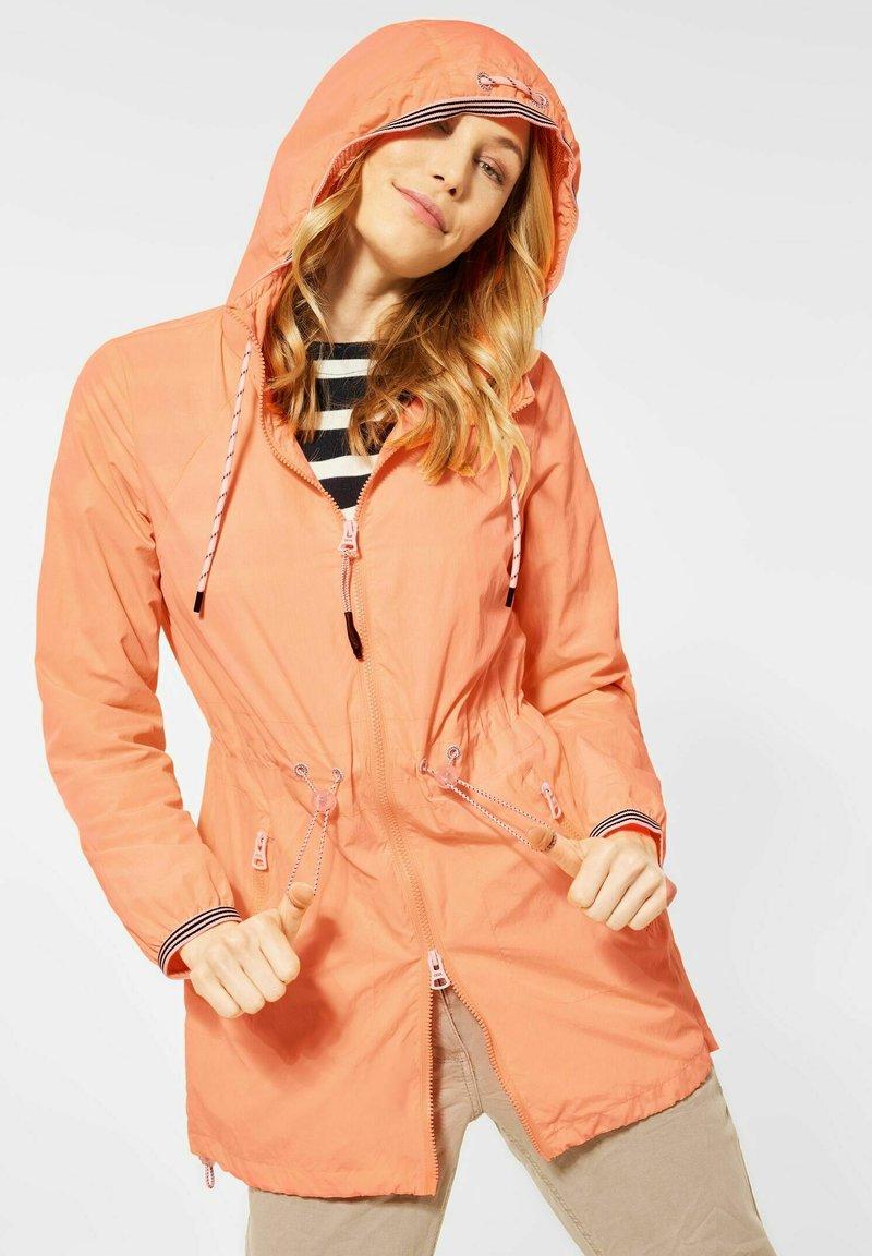 Cecil - Light jacket - orange