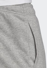 adidas Performance - BADGE OF SPORT FRENCH TERRY JOGGERS - Tracksuit bottoms - grey - 5