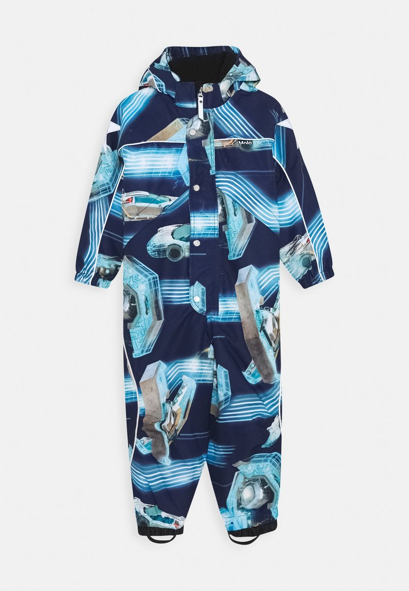Molo - POLARIS - Lyžařská kombinéza - dark blue