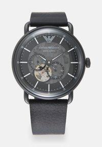 Emporio Armani - LUIGI - Watch - black - 0