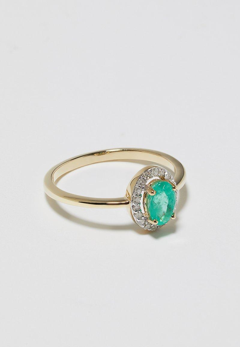 DIAMANT L'ÉTERNEL - WHITE GOLD - Ring - gold-coloured