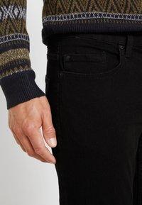 Only & Sons - ONSLOOM BLACK - Jeans slim fit - black denim - 4