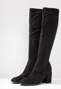 Kennel + Schmenger - RUBY - Høje støvler/ Støvler - black - 4