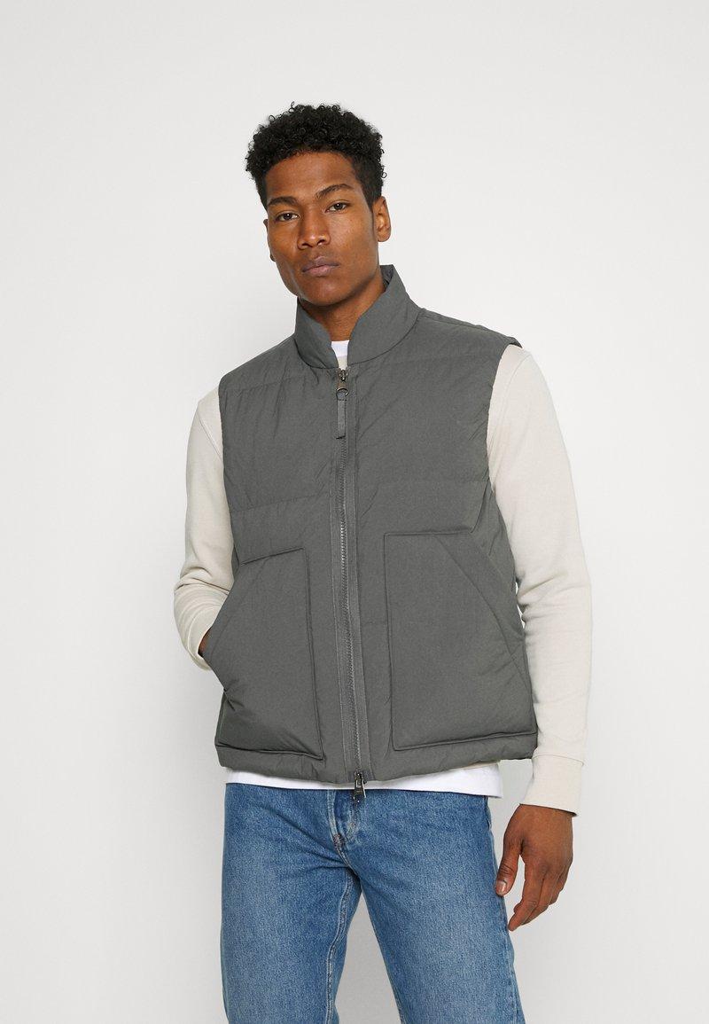 ARKET - Waistcoat - grey
