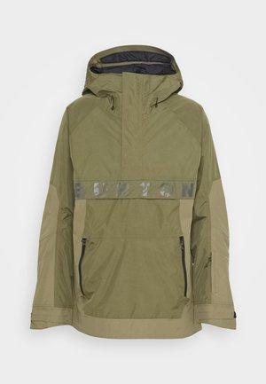MENS FROSTNER ANORAK - Snowboard jacket - keef