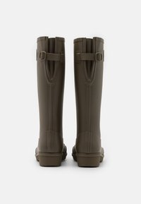 FitFlop - WONDERWELLY - Botas de agua - military green - 3
