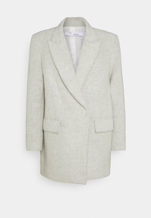 LUTSY - Wollmantel/klassischer Mantel - grey