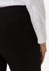 BRAX - CAROLA - Slim fit jeans - black - 3