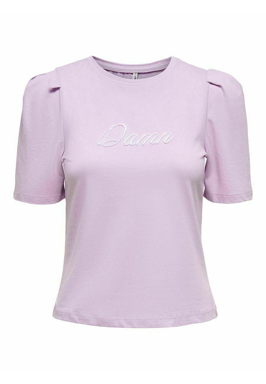 Damen PUFFÄRMEL - T-Shirt print