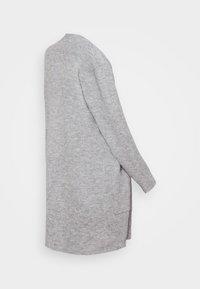 New Look Curves - CARDIGAN - Cardigan - light grey - 1