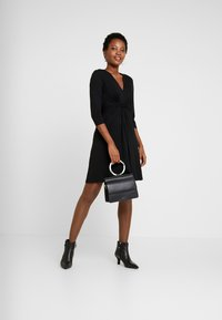 Opus - Day dress - black - 2