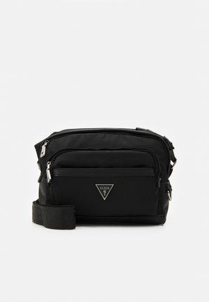 CERTOSA LARGE BAG UNISEX - Across body bag - black