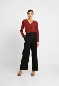 Vero Moda - VMEMMA - Blouse - madder brown