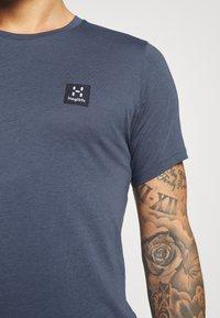 Haglöfs - TEE MEN - Basic T-shirt - dense blue - 5