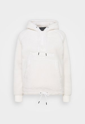 ORIGINAL PILE HOOD - Fleece jumper - offwhite