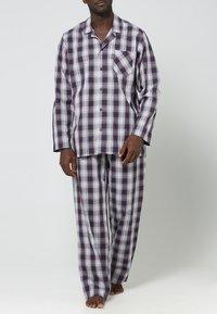 Jockey - Pyjamas - dark blue/white - 1