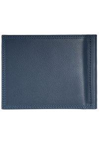 VON HEESEN - Wallet - blau (genarbt) - 1
