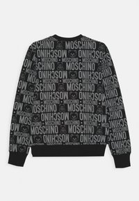 MOSCHINO - UNISEX - Sweatshirt - black - 1