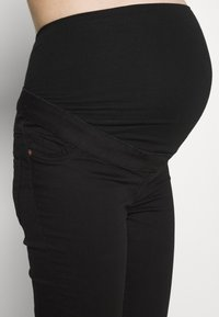 New Look Maternity - SERENA - Slim fit jeans - black - 4