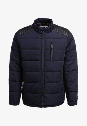 BIKER - Winter jacket - marine