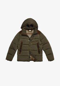 C.P. Company - Winter coat - dusty olive - 4