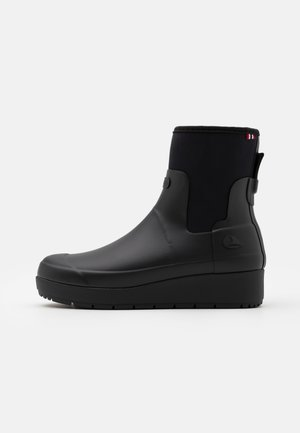 STOCKHOLM - Wellies - black