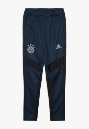 FC BAYERN MÜNCHEN TR PNT Y - Club wear - night marine/track blue