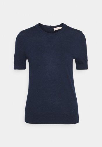 IBERIA - Print T-shirt - tory navy