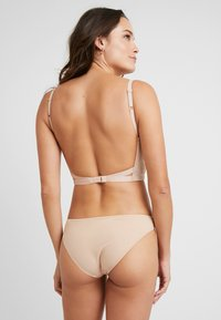 Wonderbra - ULTIMATE BACKLESS - T-shirt BH - skin - 2
