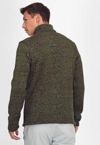 Mammut - CHAMUERA - Fleece jacket - woods - 1