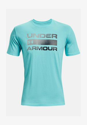UA TEAM ISSUE WORDMARK  - T-shirts med print - breeze