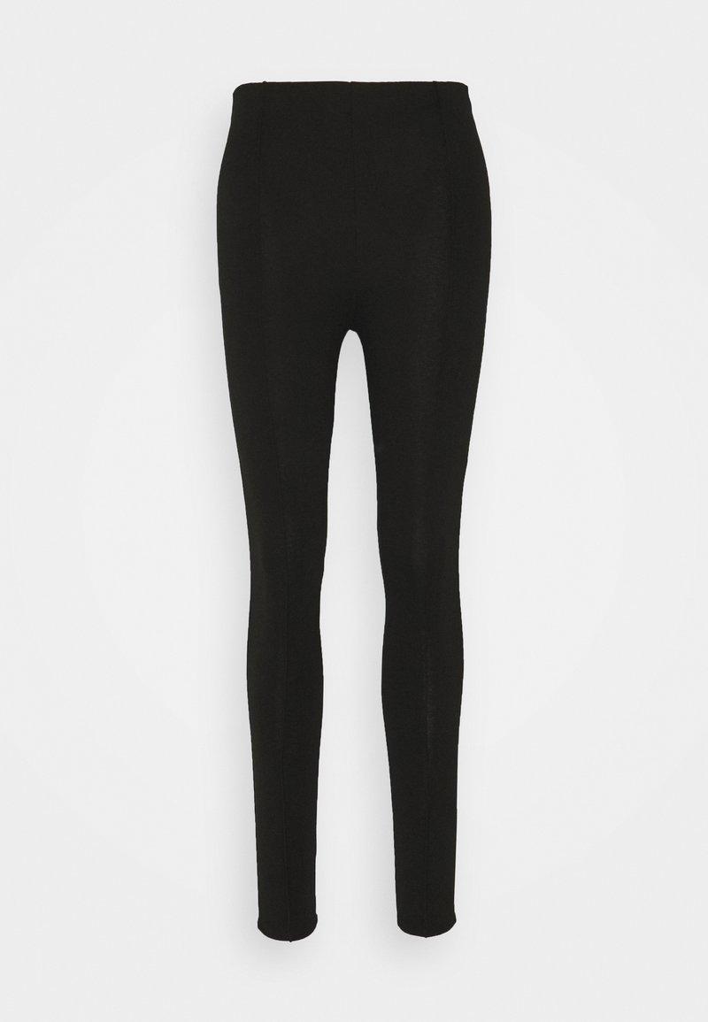 Trendyol - Leggingsit - black