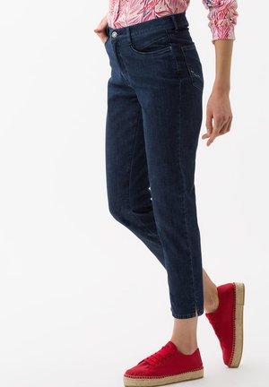 STYLE CARO  - Slim fit jeans - dark blue