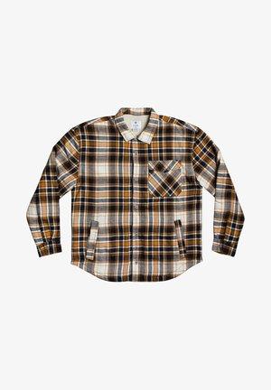 OVER - Overhemd - sudan brown