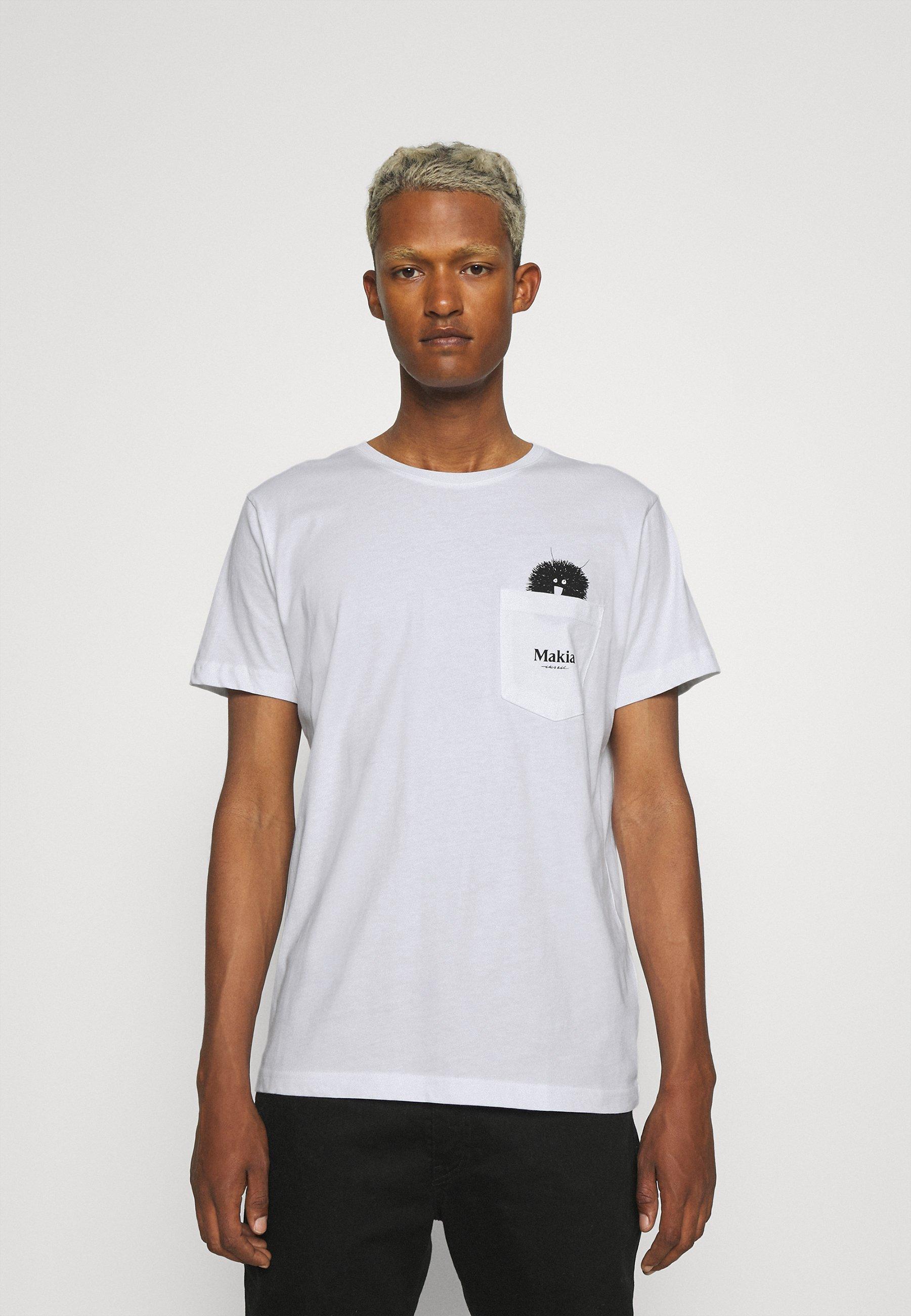 Men Makia x Olle Eksell Peek T-Shirt - Print T-shirt
