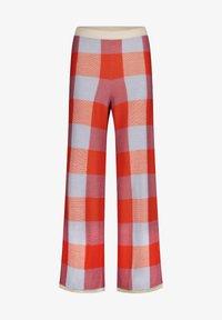 Nicowa - Trousers - orange - 3