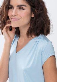 mey - Basic T-shirt - air blue - 2