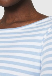 Zign - Long sleeved top - blue/white - 4