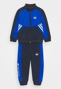 adidas Originals - COLOURBLOCK TRACKSUIT UNISEX - Chaqueta de entrenamiento - team royal blue/legend ink - 0