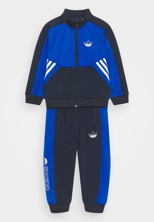 COLOURBLOCK TRACKSUIT UNISEX - Træningsjakker - team royal blue/legend ink