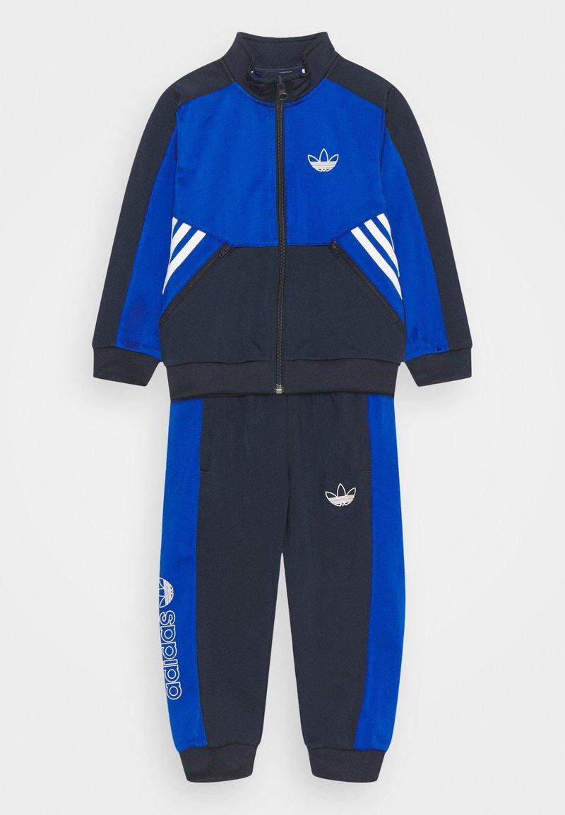 adidas Originals - COLOURBLOCK TRACKSUIT UNISEX - Chaqueta de entrenamiento - team royal blue/legend ink