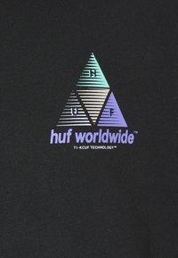 HUF - PRISM HOODIE - Sweatshirt - black - 2