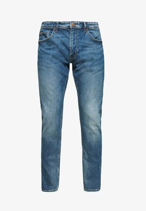 HOSE LANG - Straight leg jeans - blue