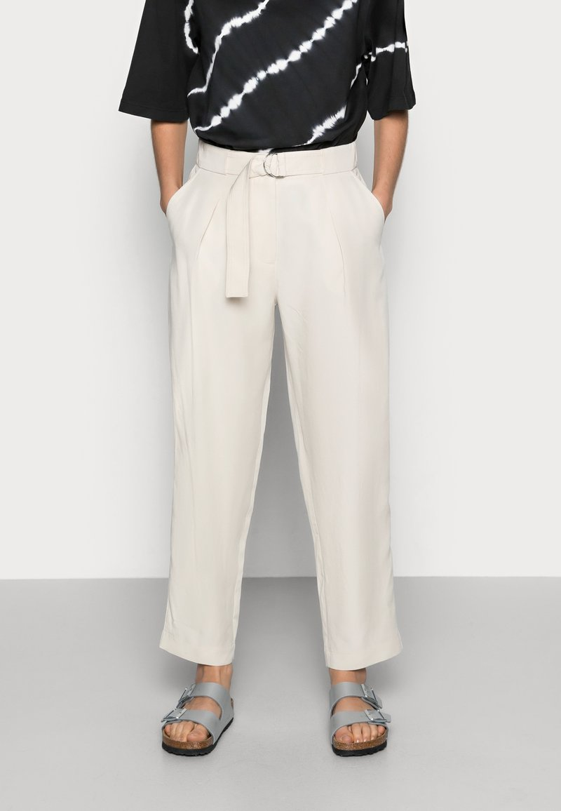 ARKET - Trousers - off white