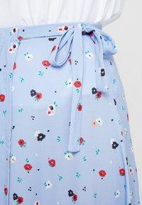 mint&berry - Wrap skirt - light blue - 4