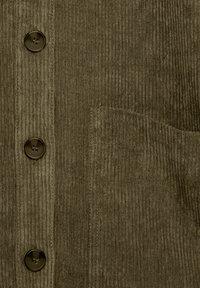Fransa - FRMACORDUROY - Summer jacket - dark olive - 6