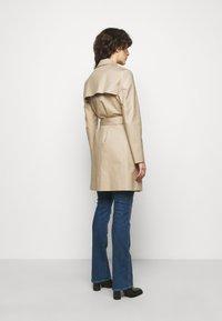 HUGO - MAKARAS - Trenchcoat - medium beige - 2
