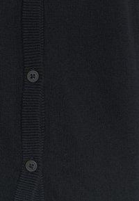 edc by Esprit - CORE ROUND NECK CARDIGAN - Kardigan - black - 2